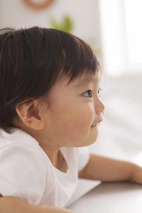 赤ちゃんの写真素材 [FYI03950439]