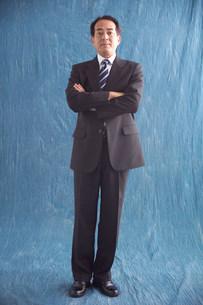 ビジネスマンの写真素材 [FYI03950454]
