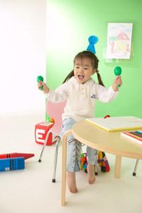 子供の写真素材 [FYI03950707]
