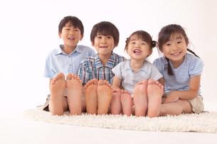 子供の写真素材 [FYI03950754]