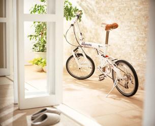 自転車の写真素材 [FYI03951440]