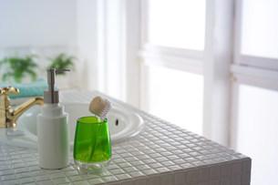 洗面所の写真素材 [FYI03951687]
