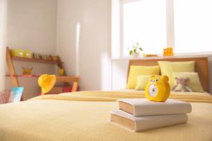 ベッドのある子供部屋の写真素材 [FYI03951749]
