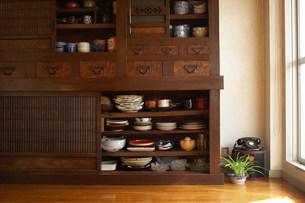 食器棚の写真素材 [FYI03951778]