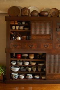 食器棚の写真素材 [FYI03951788]