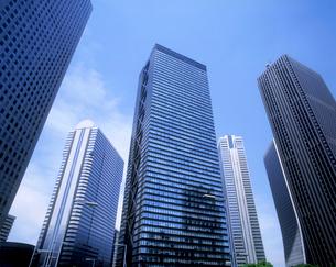新宿高層ビル群の写真素材 [FYI03952498]