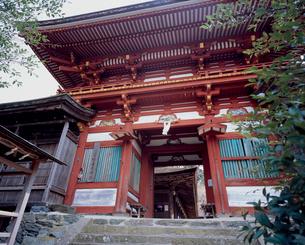 吉野水分神社の写真素材 [FYI03952573]