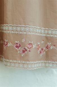 ドレスの裾の写真素材 [FYI03954246]
