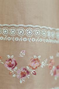 ドレスの裾の写真素材 [FYI03954248]