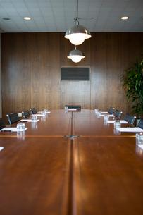 会議室の写真素材 [FYI03955333]