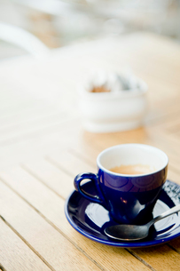 エスプレッソコーヒーの写真素材 [FYI03955713]