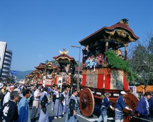 大津祭の写真素材 [FYI03956457]