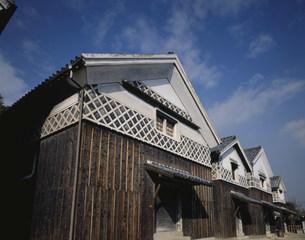 野崎家旧宅の蔵の写真素材 [FYI03956491]