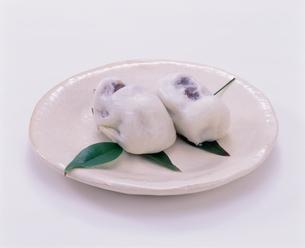 うすかわ饅頭の写真素材 [FYI03957018]