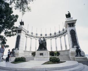 ラ・ロトンダ独立記念塔の写真素材 [FYI03957154]