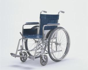 車椅子の写真素材 [FYI03957243]