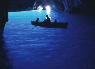 青の洞窟の写真素材 [FYI03957326]