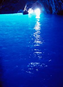 青の洞窟の写真素材 [FYI03957332]