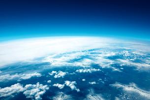 青い地球の写真素材 [FYI03957750]
