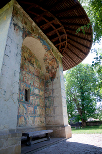 アルボーレ修道院の写真素材 [FYI03957834]