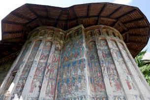 フモール修道院の写真素材 [FYI03957836]