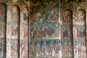 フモール修道院の写真素材 [FYI03957845]