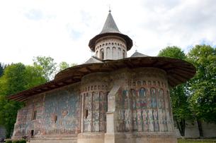 ヴォロネツ修道院の写真素材 [FYI03957846]
