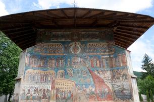 ヴォロネツ修道院の写真素材 [FYI03957847]