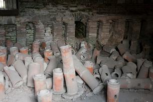 ローマの浴場跡の写真素材 [FYI03957929]