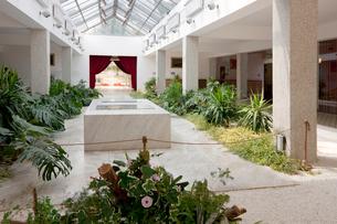 チトー元大統領の墓の写真素材 [FYI03958056]