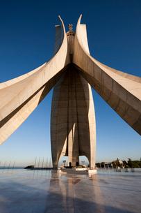 独立記念塔の写真素材 [FYI03958135]