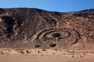 ガラマント人の墓の写真素材 [FYI03958146]