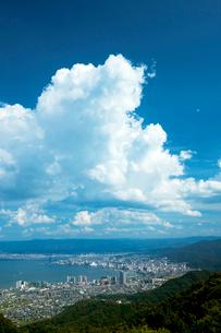 琵琶湖大津港の写真素材 [FYI03958313]