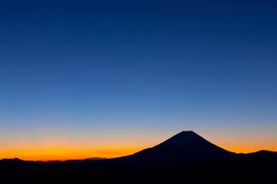 富士山の写真素材 [FYI03958600]