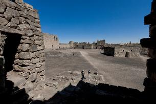 アズラック城の写真素材 [FYI03958708]