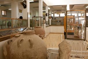 ヨルダン考古学博物館の写真素材 [FYI03958721]