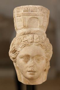 ヨルダン考古学博物館 タイスの写真素材 [FYI03958722]