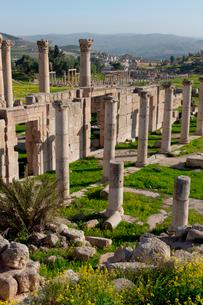 ジェラシュ遺跡 聖テオドルス教会の写真素材 [FYI03958732]