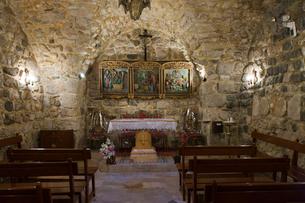 聖アナニヤ教会の写真素材 [FYI03958745]