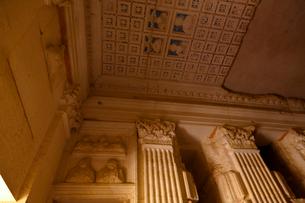 エラベル家の塔墓の写真素材 [FYI03958748]