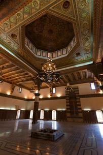 アレッポ城 宮殿 世界遺産の写真素材 [FYI03958779]