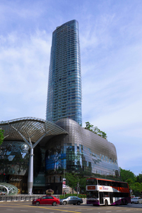 シンガポール アイオン・オーチャードの写真素材 [FYI03958857]