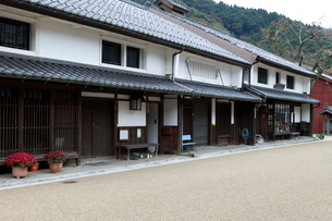 熊川宿 旧逸見勘兵衛住宅の写真素材 [FYI03958953]
