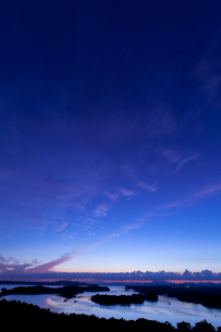 英虞湾の夕照の写真素材 [FYI03958993]