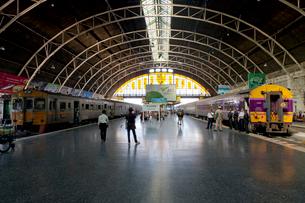ファランポーン駅の写真素材 [FYI03959075]