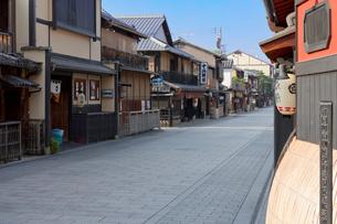 祇園花見小路の写真素材 [FYI03959360]