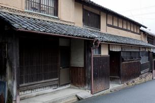 ちりめん街道 下村家の写真素材 [FYI03959405]
