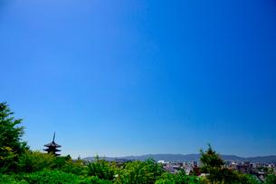 八坂の塔の写真素材 [FYI03959412]