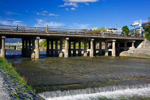 三条大橋の写真素材 [FYI03959427]