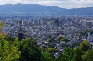 八坂の塔の写真素材 [FYI03959431]